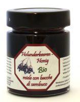 BIO-Südtiroler Holunderbeeren Honig 260g
