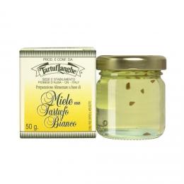 Honig mit Weissen Trüffel 50g TartufLanghe Piemont